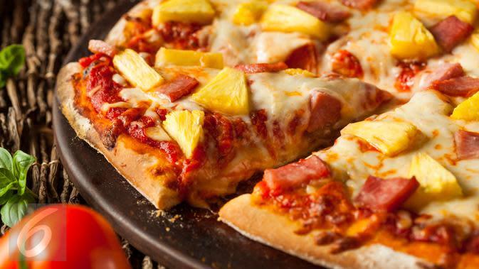 Ilustrasi Pizza (iStockphoto)