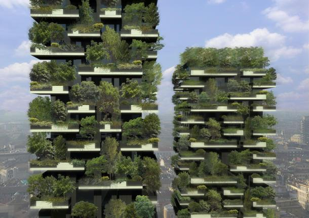 'Vertical forest' skyscrapers coming to Milan