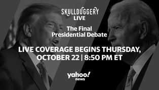 Skullduggery Live: The final presidential debate