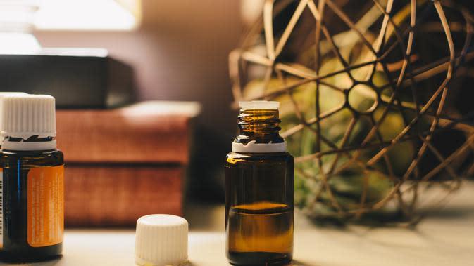 Minyak jarak atau castor oil | unsplash.com