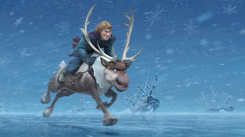 'Frozen' Takes Top Prize at Annie Awards