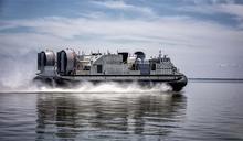 美海軍接收第2艘艦岸運輸艇 年底達IOC