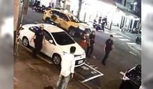 西門町電影街垃圾桶竄火舌 警逮縱火女辯:有人叫我放火