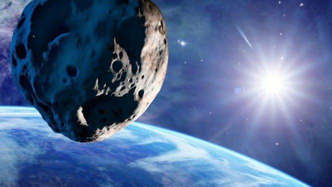 Asteroid Raksasa Secepat Peluru Siap Menyapa Bumi usai Salat Zuhur