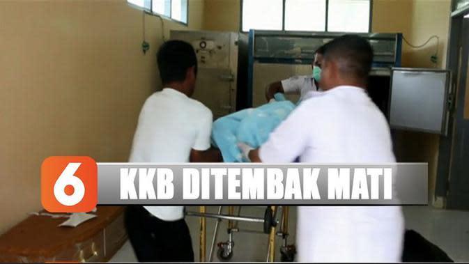 Pimpinan KKB Aceh Tewas dalam Kontak Senjata
