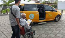 屏東「小黃公車」因疫情載客銳減 改接送長輩打疫苗