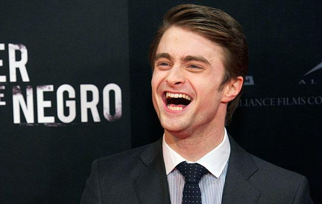 Daniel Radcliffe: I want to die on film set