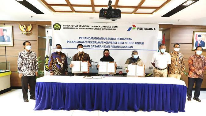 Kabar Gembira, Nelayan dan Petani Bakal Terima 35 Ribu Paket Konverter Kit dari Pertamina