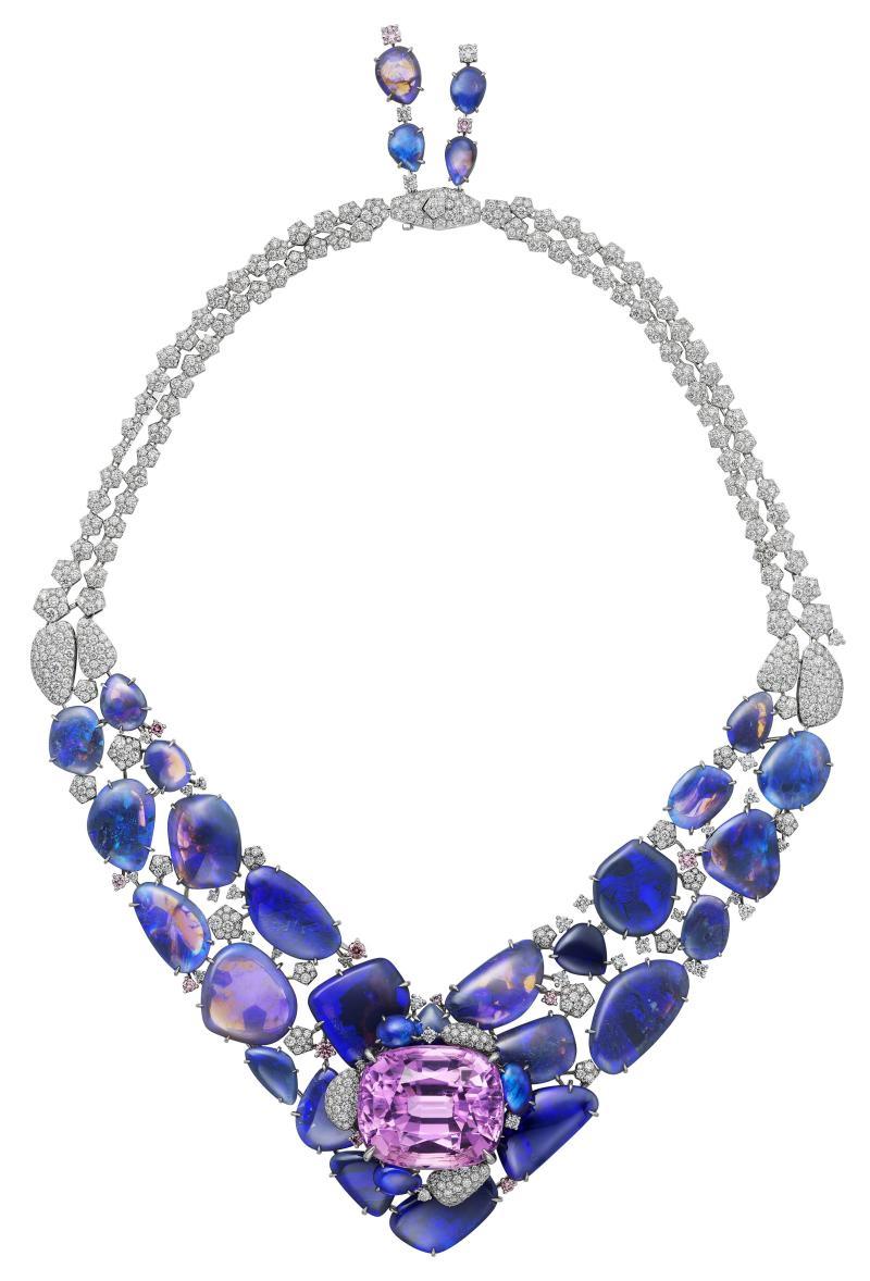 Cartier Hemis necklace - Maxime Govet