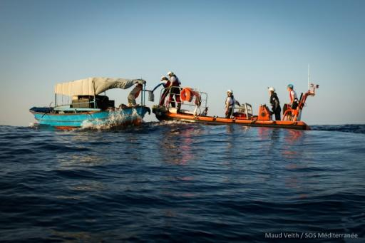 Aquarius has helped almost 30,000 migrants at sea who have attempted the perilous journey across the Mediterranean