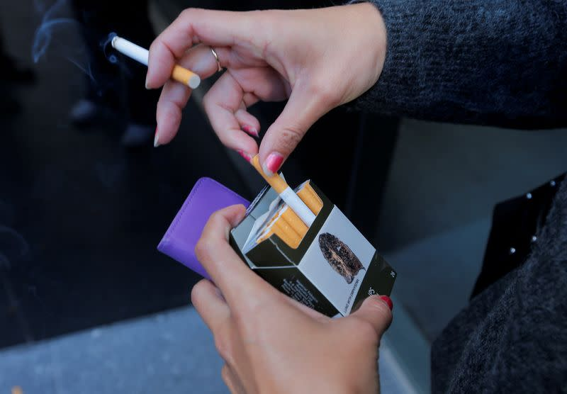 WTO backs Australia in appeal over its tobacco packaging law