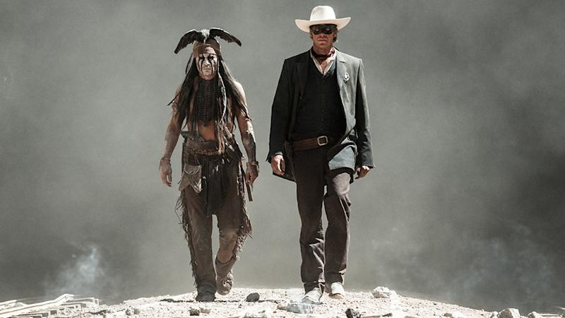 Disney, Jerry Bruckheimer See 'Lone Ranger' as New Genre-Bending Superhero