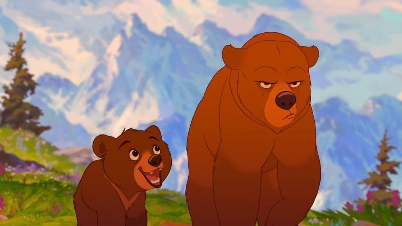 'Brother Bear'. (Credit: Disney)