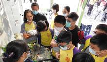 慈濟行動環保教育車進駐南投僑光國小推廣節能減碳