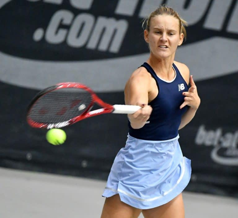 France's Ferro triumphs in post-coronavirus Palermo WTA Open