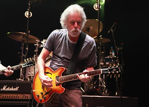 Furthur Cancel BottleRock Festival Gig After Bob Weir's Stage Fall