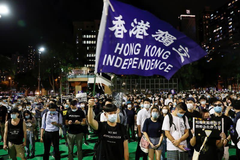 Eksklusif: Dukungan untuk unjuk rasa demokrasi Hong Kong merosot jelang pemberlakuan UU Keamanan Nasional