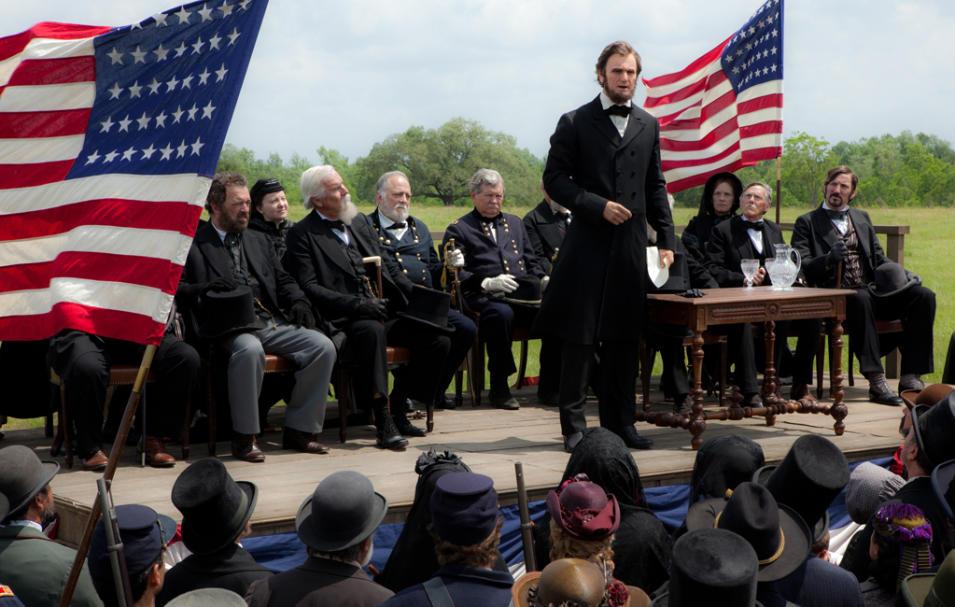 Abraham Lincoln Vampire Hunter Stills