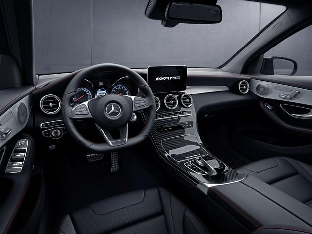Mercedes-AMG GLC43 4MATIC全新登場