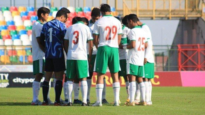 Timnas U-19 Vs Makedonia Utara Jilid 2 Berakhir Antiklimaks