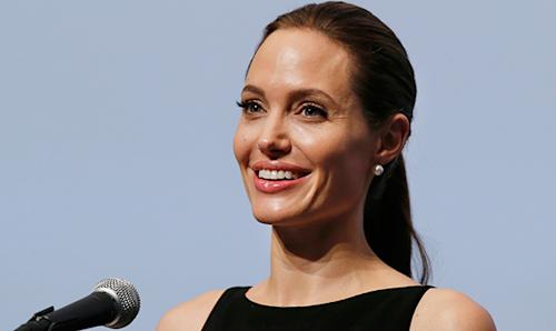 Angelina Jolie Is Forbes' Highest Paid Actress (Without Actually Appearing in a Movie)