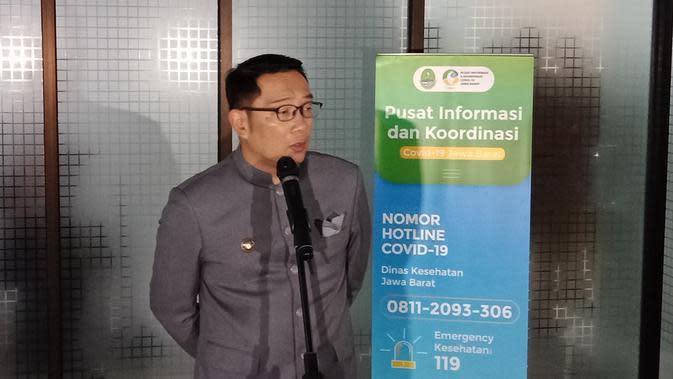 Ridwan Kamil Izinkan Karantina Parsial di Jabar, Apa Itu?