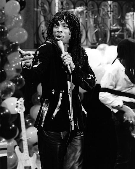 NYRE 1979 Rick James