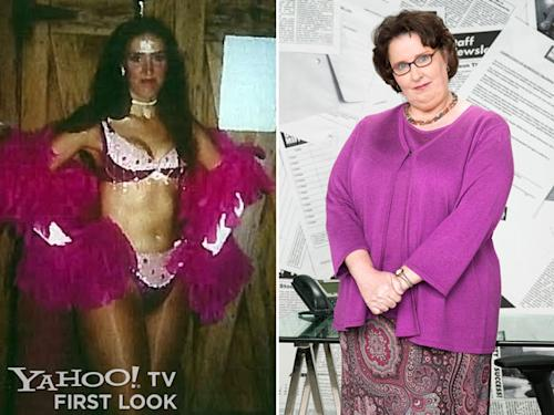 Exclusive: 'The Office' star Phyllis Smith sets us straight about her NFL cheerleader and burlesque-dancer past