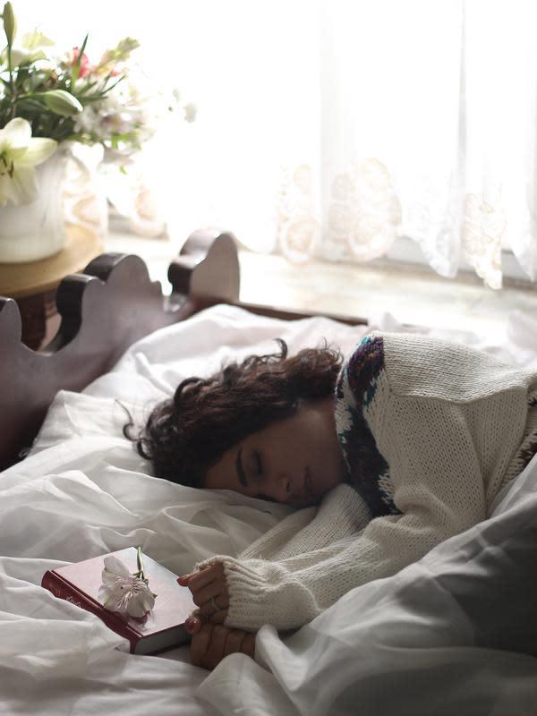 ilustrasi tidur nyenyak | unsplash.com/@zohre_nemati