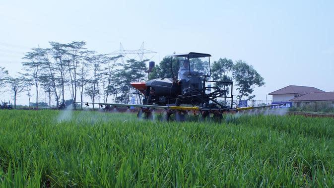 Generasi muda menjadi penentu kemajuan pertanian di masa depan.