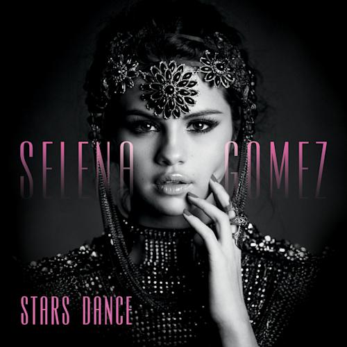 "This CD cover image released by Hollywood Records shows ""Stars Dance,"" by Selena Gomez. (AP Photo/Hollywood Records)"