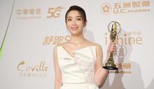 金鐘55 蔡淑臻喜獲戲劇節目女配角獎 (圖)