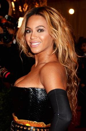 Beyonce Gets Slapped on the Rear by Fan During Denmark Concert