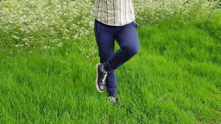 健康養生:你為什麼應該練習單腿站立?