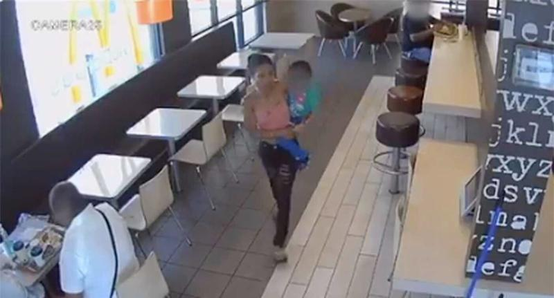 United States woman arrested after child snatched at McDonald's in downtown LA