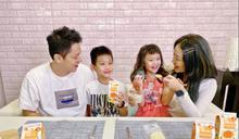 【特別企劃】時尚辣媽楊皓如 靠三招讓孩子乖乖吃陽光活力早點!