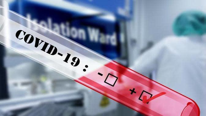 6 Kasus Baru Positif Covid-19 di Sulbar, 5 Pasien Adalah Santri dari 'Zona Merah'