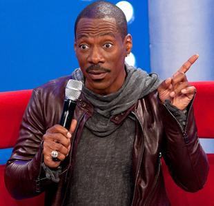 Eddie Murphy Has the Craziest Idea for a Movie With Chris Rock and Dave Chappelle