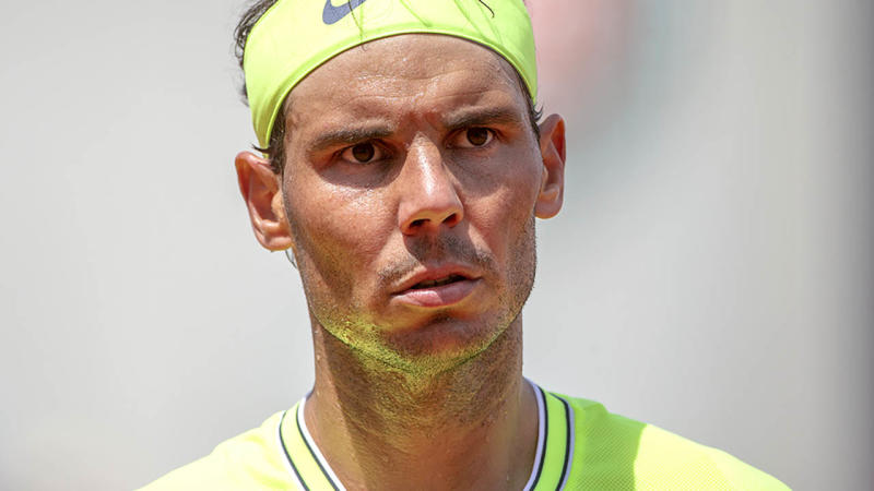 Rafael Nadal considered ending season after Indian Wells injury