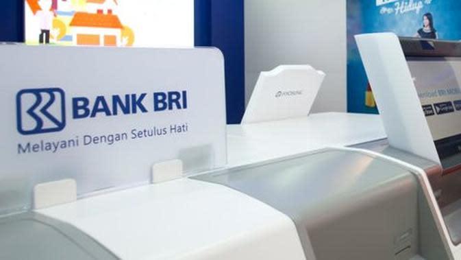 Bank BRI - Melayanai dengan Setulus Hati.