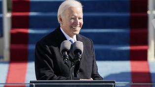 拜登就任美國總統:「實現人民意願 民主終佔上風」