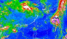 第12號颱風「白海豚」生成!未來路徑曝