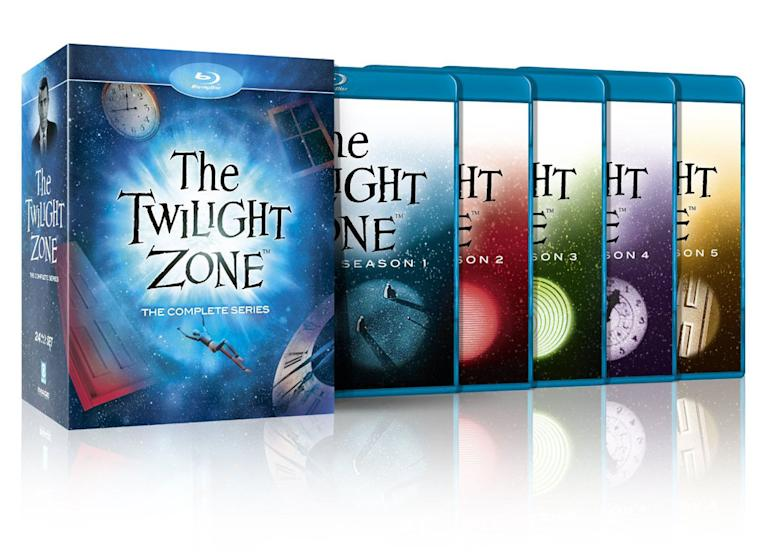 """The Twilight Zone: The Complete Series"" Blu-ray Set (Image Entertainment)"