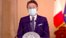 武漢肺炎》義大利日增1.17萬確診創新高!總理:須加強防疫避免全國封鎖