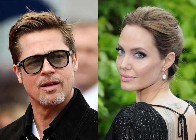 Brad Pitt, Angelina Jolie currently in midst of divorce battle
