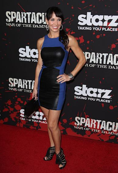 """Spartacus: War Of The Damned"" - Los Angeles Premiere - Arrivals: Amie Barsky"