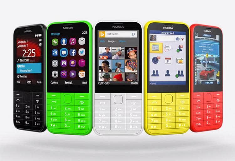 Nokia 225 2 Nokia 225: Feature Phone Tipis dengan Baterai Hingga 49 jam ponsel news mobile gadget