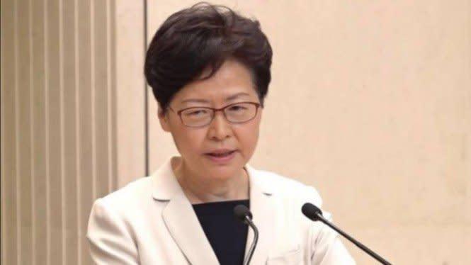 Hong Kong Tuduh AS Terapkan Standar Ganda dalam Hadapi Demonstran