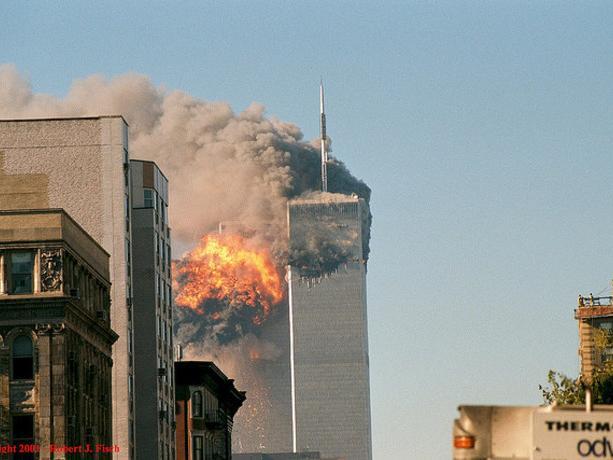 911發生什麼事?