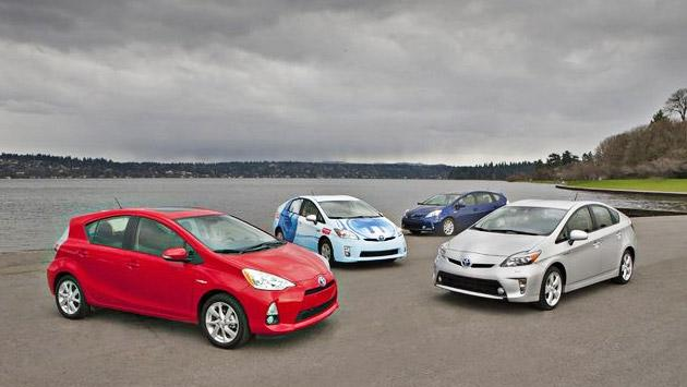 Toyota Prius family: A moving bank ledger